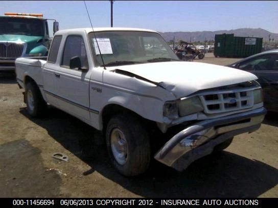 1994 FORD RANGER - Small image. Stock# 11456694