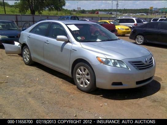 2007 TOYOTA CAMRY NEW GENERATION - Small image. Stock# 11658700