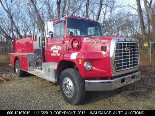 1980 FORD PIERCE - Small image. Stock# 12167645