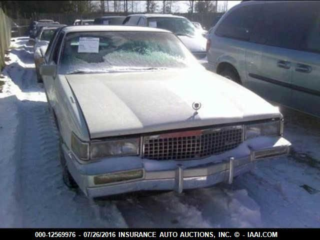 1990 CADILLAC DEVILLE - Small image. Stock# 12569976