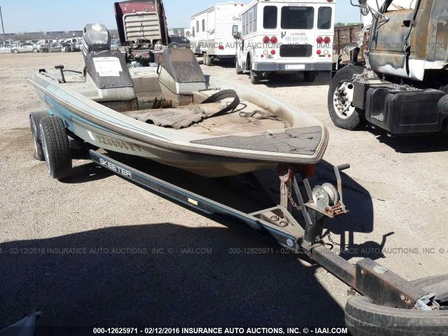 1991 SKEETER BASS BOAT - Small image. Stock# 12625971
