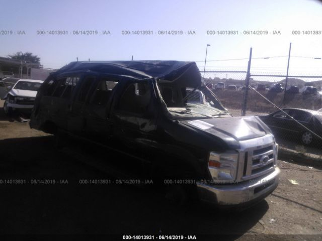 2009 FORD ECONOLINE WAGON - Small image. Stock# 14013931