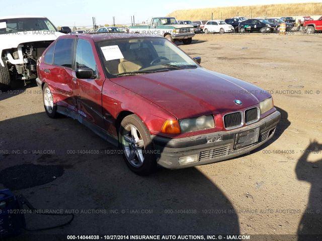 1994 BMW 318I - Small image. Stock# 14044038