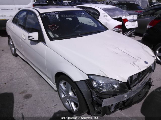 2011 MERCEDES-BENZ C300 - Small image. Stock# 14055865