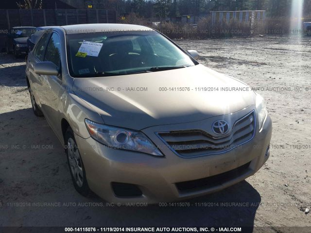 2010 TOYOTA CAMRY - Small image. Stock# 14115076
