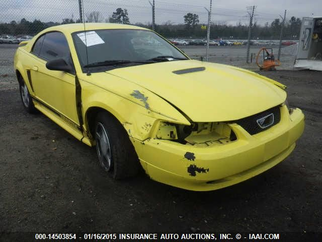2002 FORD MUSTANG - Small image. Stock# 14503854