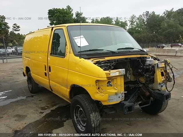 2007 FORD ECONOLINE VAN - Small image. Stock# 15181926