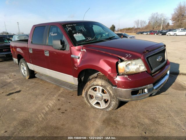 2005 FORD LGT CONVTNL 'F' - Small image. Stock# 15600100