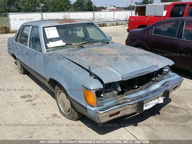 1985 FORD LTD - Small image. Stock# 15584208