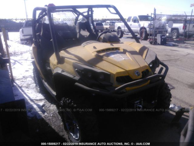 click here to view 2014 CAN-AM COMMANDER 1000 XT at IBIDSAFELY