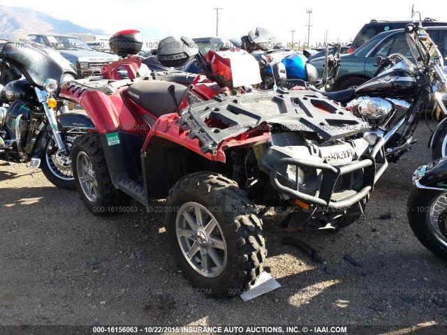 2011 POLARIS SPTMN550EFI XPEPS - Small image. Stock# 16156063