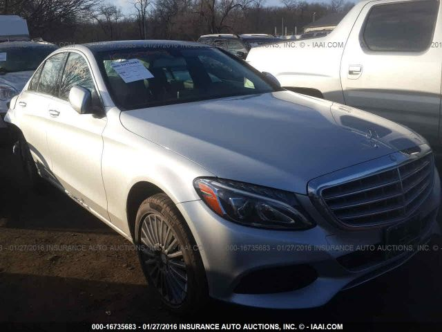 2015 MERCEDES-BENZ C300 - Small image. Stock# 16735683