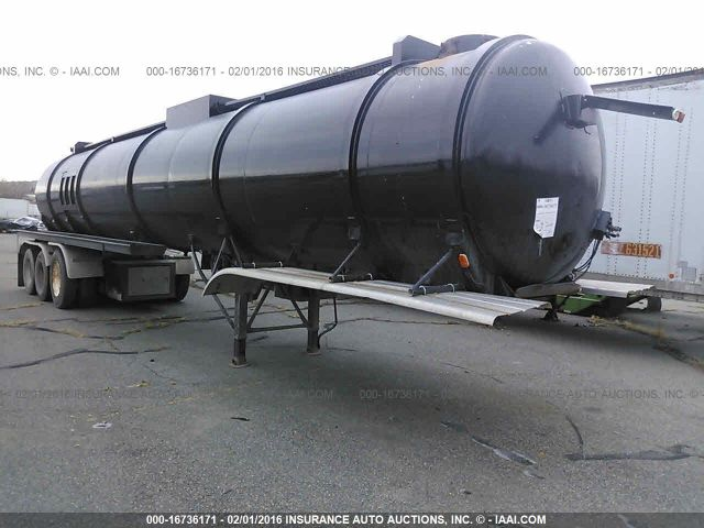 RELIABLE TRI AXLE TANKER