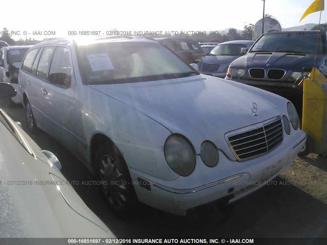2001 MERCEDES-BENZ E320 - Small image. Stock# 16851697