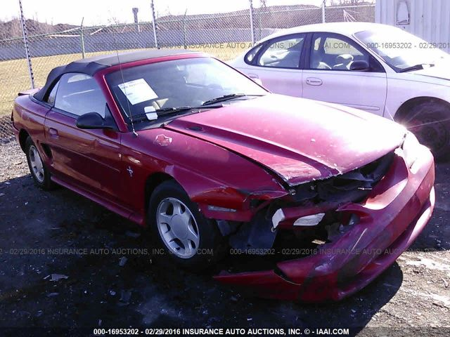 1997 FORD MUSTANG - Small image. Stock# 16953202