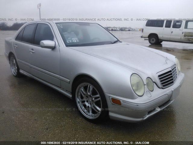 2002 MERCEDES-BENZ E55AMG - Small image. Stock# 16963935