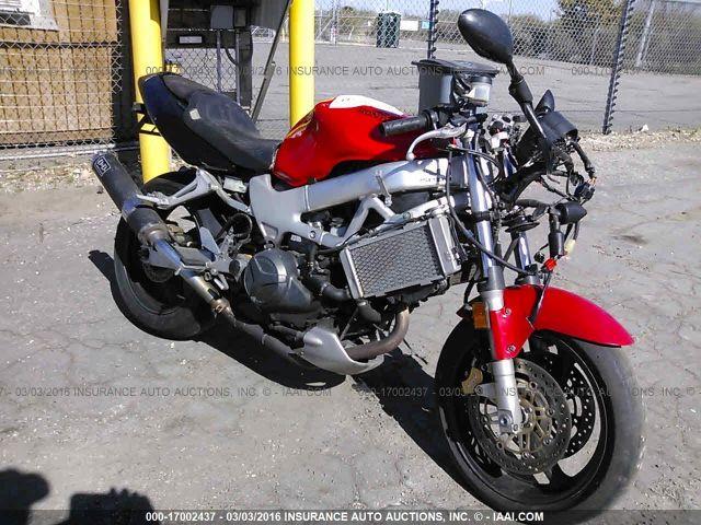 HONDA VTR1000F