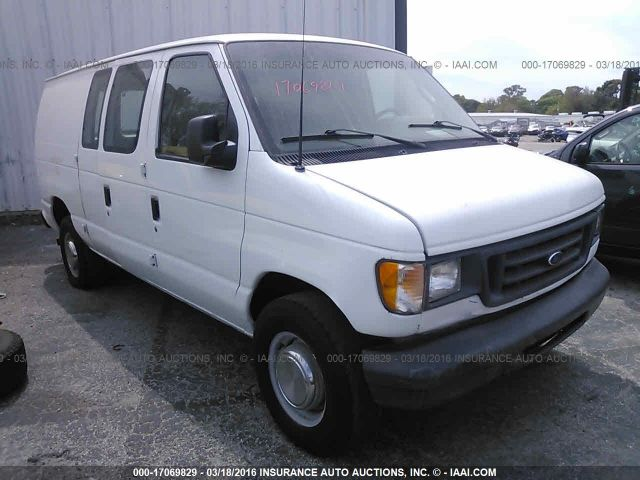 2003 FORD ECONOLINE VAN - Small image. Stock# 17069829