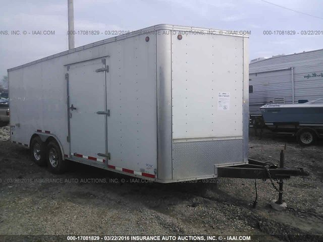 2008 UNITED EXPRESS LINE INC TRAILER - Small image. Stock# 17081829