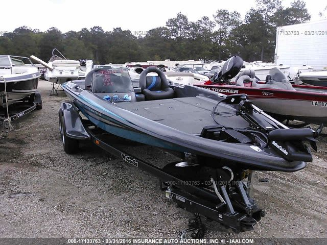 click here to view 2015 BASS CAT OTHER at IBIDSAFELY