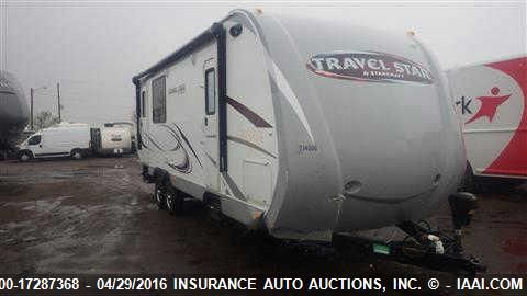 click here to view 2014 TRAVEL SUPREME 5TH WHEEL at IBIDSAFELY