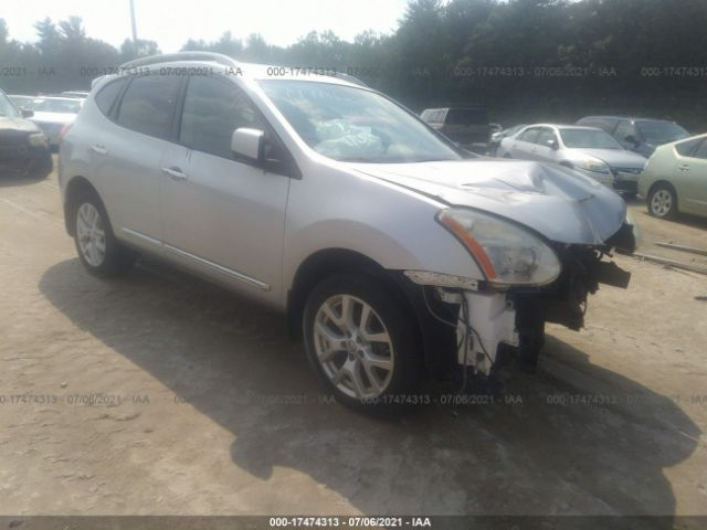 2012 NISSAN ROGUE - Small image. Stock# 17474313