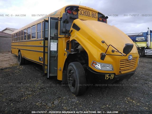 BLUE BIRD SCHOOL BUS / TRANSIT BUS