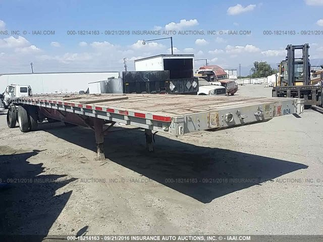 click here to view 2000 WILSON TRAILER CO FLATBED at IBIDSAFELY