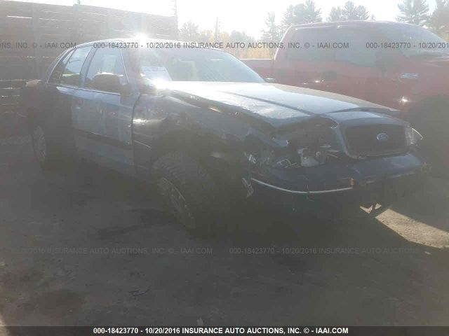 2005 FORD CROWN VICTORIA - Small image. Stock# 18423770
