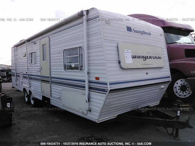 click here to view 2000 SUNNYBROOK TRAVEL TRAILER at IBIDSAFELY