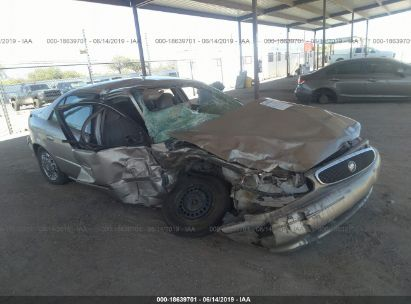 Salvage 2003 BUICK CENTURY for sale
