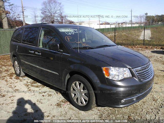 Town And Country Insurance >> Insurance Information Of 2016 Chrysler Town Country