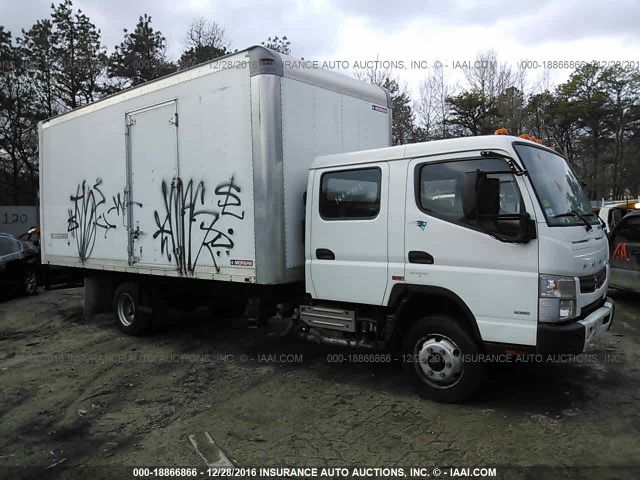 click here to view 2014 MITSUBISHI FUSO TRUCK FE at IBIDSAFELY