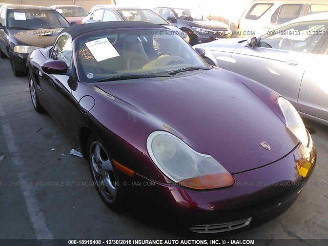 1999 Porsche
