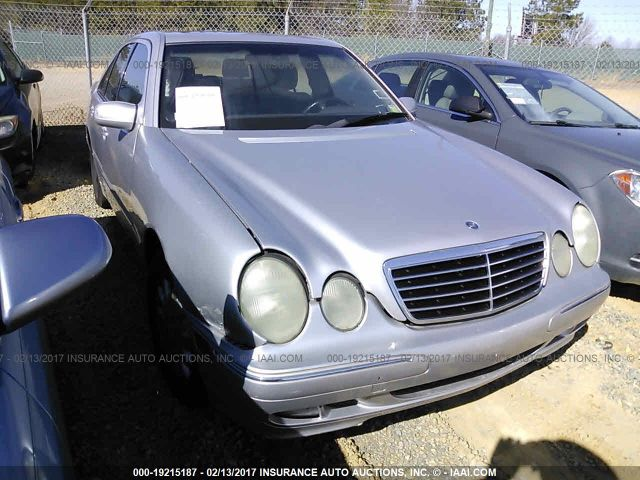 2002 MERCEDES-BENZ E - Small image. Stock# 19215187