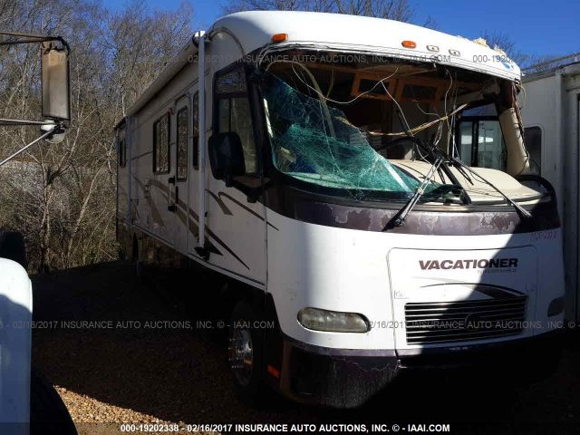 click here to view 2000 HOLIDAY RAMBLER VACATIONER (FORD F53) at IBIDSAFELY