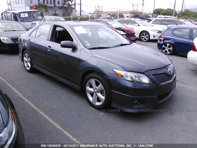 2010 TOYOTA CAMRY - Small image. Stock# 19246639