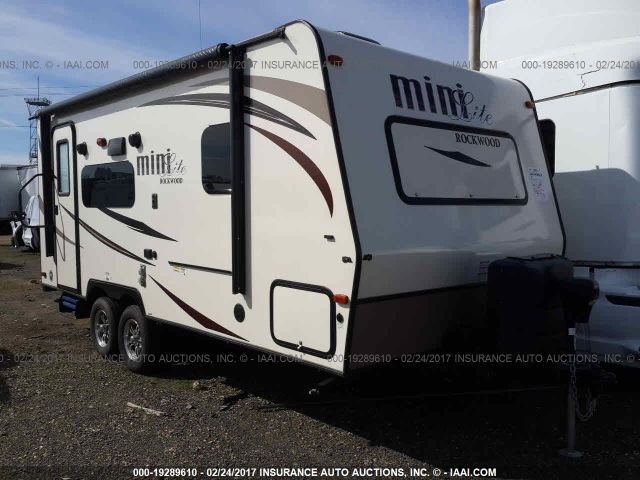 click here to view 2016 ROCKWOOD MINLT2109S at IBIDSAFELY