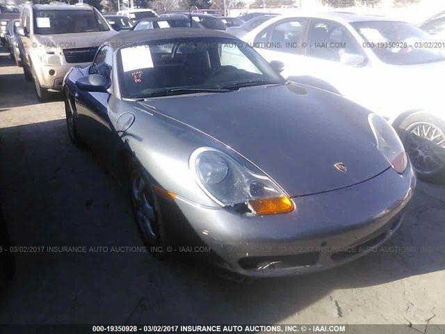 2002 Porsche S
