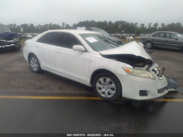 2010 TOYOTA CAMRY - Small image. Stock# 19361575