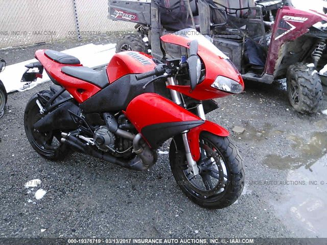 click here to view 2009 Buell 1125 at IBIDSAFELY