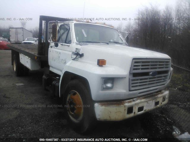 1992 FORD F600 - Small image. Stock# 19407387
