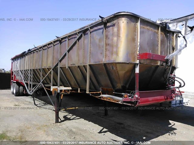 click here to view 2016 TRINITY TRAILER MFG INC TRANSFER at IBIDSAFELY