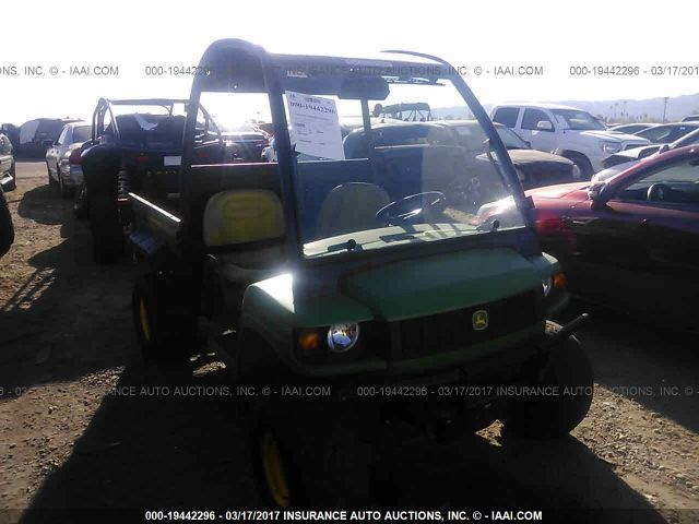 click here to view 2009 JOHN DEERE GATOR HPX at IBIDSAFELY
