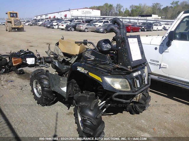 click here to view 2009 ARCTICCAT MUDPRO700 at IBIDSAFELY