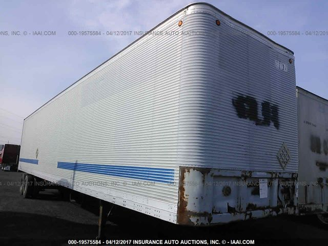 click here to view 1985 FRUEHAUF DRY VAN at IBIDSAFELY