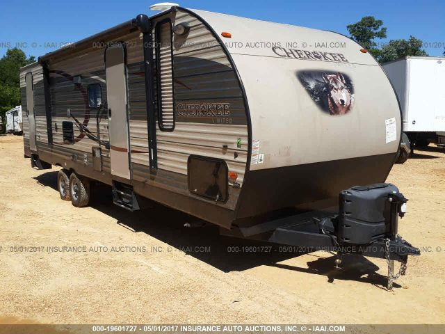 click here to view 2015 CHEROKEE 274DBH LIMITED at IBIDSAFELY