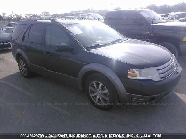 2008 FORD TAURUS X - Small image. Stock# 19629799