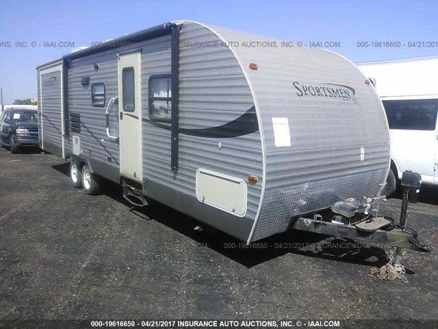 click here to view 2009 K-Z INC SPORTSMEN S318LE at IBIDSAFELY