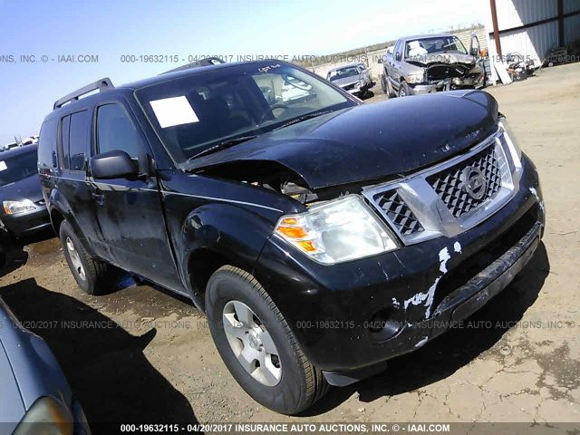 2009 Nissan Pathfinder All History